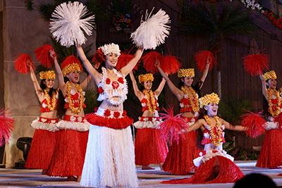 スパリゾートハワイアンズ presents フラダンスショー