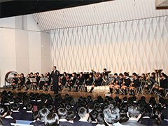 慶應義塾幼稚舎ブラスバンド